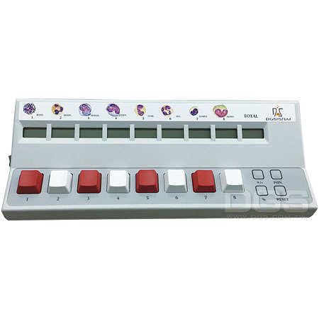 數位式多鍵式計數器 Digital Manual Counter