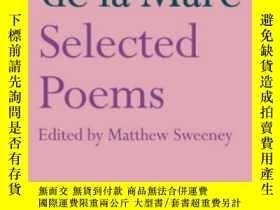 二手書博民逛書店Selected罕見Poems Of Walter De La Mare (poet To PoetY2562