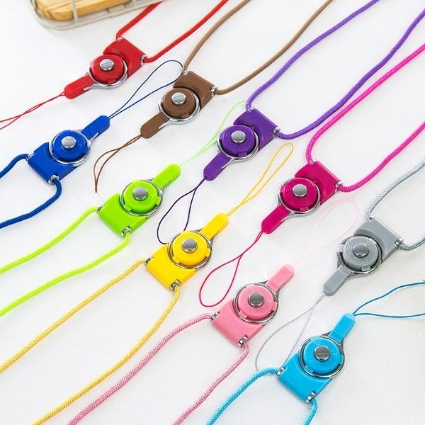 手機掛繩 可拆多功能指環手機掛繩 鑰匙 證件 悠遊卡 門禁卡掛繩-艾發現