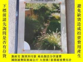 二手書博民逛書店Landscape罕見Design: A Practical A