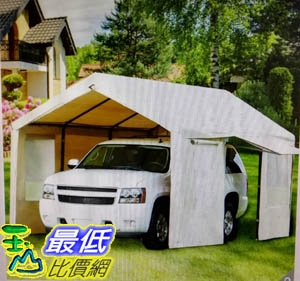 [COSCO代購] W781893 10呎x20呎 戶外活動式車庫