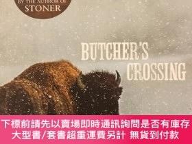二手書博民逛書店Butcher s罕見Crossing (實拍書影,國內 )Y117832 John Williams Vin