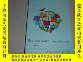 二手書博民逛書店Realism罕見and International Polit