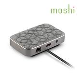 moshi Symbus Q 多功能擴充基座 無線充電 擴充機 HDMI 乙太網路 USB 充電器 無線 一機多用 放下即充