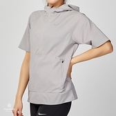 Nike W Flex Jacket Hooded 女子 灰色 防潑水 可收納 連帽短T /外套 890111-027