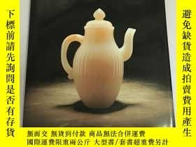 二手書博民逛書店【罕見原版 】chinese art from distant