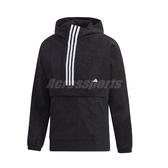 adidas 長袖T恤 UB Anarok Warm Jackets 黑 白 男款 衝鋒衣 防風 運動休閒 【ACS】 GM4443