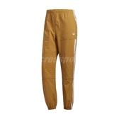 adidas 長褲 ASW Workwear Pants 棕 白 男款 運動休閒 【PUMP306】 ED6250