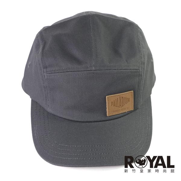 Palladium 鐵灰色 街舞 帽子 可調整 純棉 男女款 NO.H3587【新竹皇家 C31790-038】