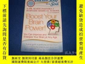 二手書博民逛書店Chicken罕見Soupforthe SoulBoost Your Brain Power!: You Can