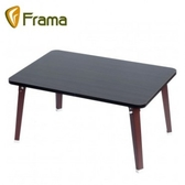 Frama 超值和室桌 BQ-VR40BR 胡桃木色款
