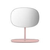 丹麥 Normann Copenhagen Flip Mirror 菲利浦 梳妝鏡 / 桌鏡(粉紅色)