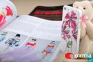 【現貨】Comma iPhone SE / 5 / 5S 施華洛世奇水鑽保護殼 手機殼 - 晶彩系列 / 絢爛夏花