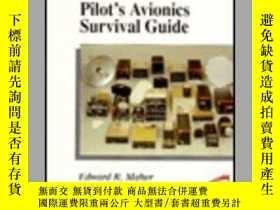 二手書博民逛書店Pilots罕見Avionics Survival Guide (Practical Flying Series)
