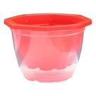 花盆大號塑料透明罩懶人自動吸水花盆綠蘿專用儲水雙層特價清倉 蘿莉小腳丫