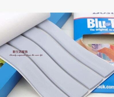 藍丁膠 照片牆藍丁膠 進口藍丁膠 可移除藍丁膠