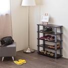 鞋櫃 收納 【收納屋】艾爾頓四層方管鞋架& DIY組合傢俱