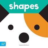 Shapes Lift & Learn:Interactive Flaps Reveal Basic Concepts For Toddlers 形狀互動翻翻書