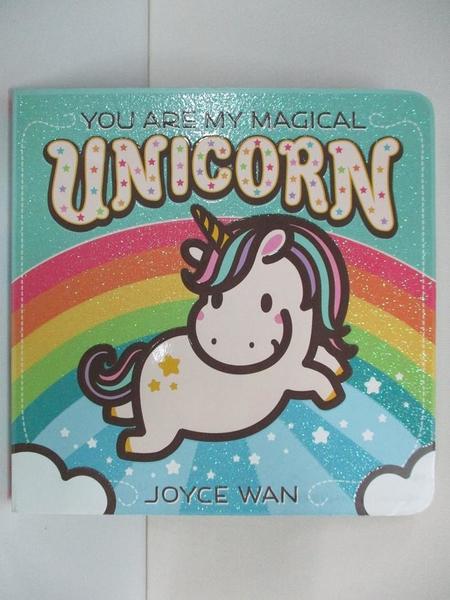 【書寶二手書T1/少年童書_BP8】You Are My Magical Unicorn_Wan, Joyce