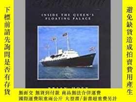 """二手書博民逛書店The罕見Royal Yacht """"Britannia"""" (damaged)-皇家遊艇""""不列顛尼亞號""""(損壞)"""