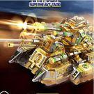 天蛛重型戰車3d立體金屬拼圖DIY金屬拼裝模型創意禮品玩具WY
