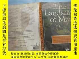 二手書博民逛書店The罕見Landscape of Man 【英文原版 圖解人類景觀:環境塑造史論 8開 品如圖】Y13462