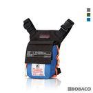 HAOSHUAI 休閒運動腰腿包 3色 / L215 防水 腰包 工作包 隨身小背包 工具包 運動 戶外登山包 斜背包