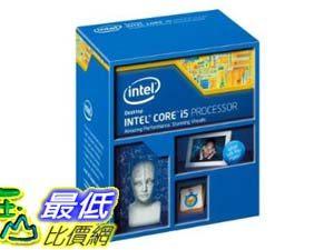 [103美國直購 ShopUSA] Intel 處理器 Core i5-4570 3.2GHz LGA 1150 84W Quad-Core Desktop Processor Intel $9029