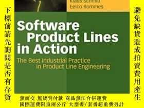 二手書博民逛書店Software罕見Product s In ActionY255562 Van Der Linden, Fr