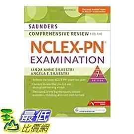 現貨 美國暢銷書Saunders Comprehensive Review for the NCLEX-PN® Examination (Review for Nclex-Pn)