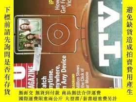 二手書博民逛書店PC罕見Magazine 2006年2月7日 英文個人電腦雜誌 可用樣板間道具雜誌Y14610