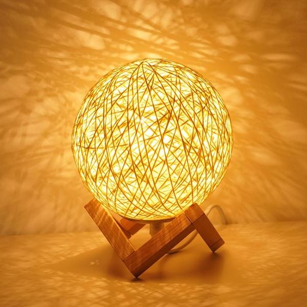 投影燈 創意投影燈北歐ins小夜燈浪漫星空月球燈臥室網紅床頭台燈少女心 韓菲兒