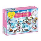 Playmobil 摩比 9008 公主降臨曆