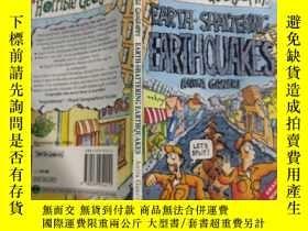二手書博民逛書店earthquakes罕見 地震、Y200392