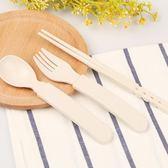 618好康鉅惠兒童餐具套裝筷子勺子叉子寶寶筷便攜輔食勺