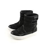 CONNIFE  舒適 中筒 靴子 黑色 童鞋 B306-02 no521