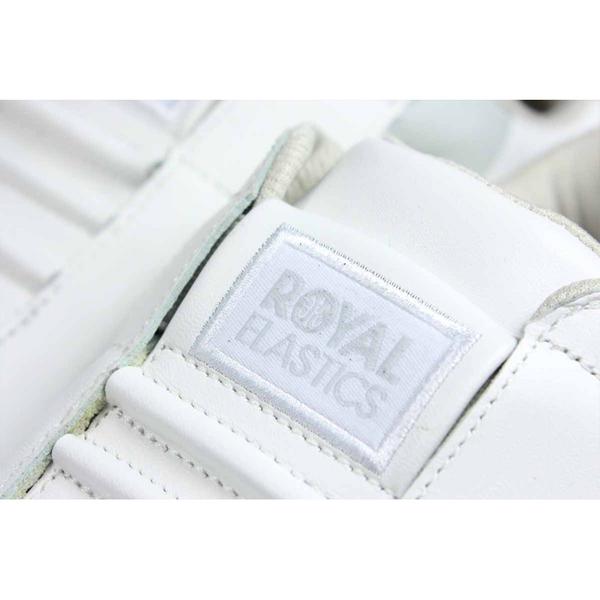 ROYAL ELASTICS 懶人鞋 休閒鞋 白/灰 男鞋 0150260162 no587
