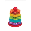 美國【B.Toys】貝果套圈圈(彩紅)BT2579Z[衛立兒生活館]
