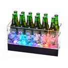 發光冰桶塑膠冰粒桶亞克力香檳桶發光ktv冰塊桶酒吧啤酒冰桶大號 NMS 小明同學