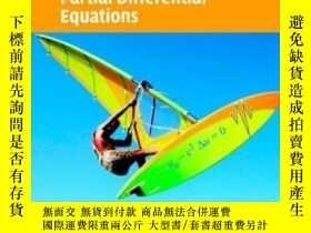 二手書博民逛書店An罕見Introduction To Partial Differential EquationsY3646