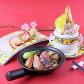 六福客棧11F金鳳廳龍鮑煲仔飯午或晚餐套餐(假日不加價)