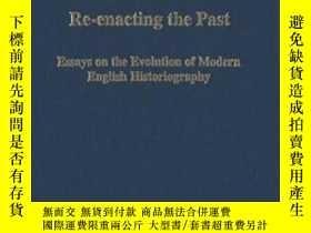 二手書博民逛書店Re-enacting罕見The Past-重現過去Y436638 Joseph M. Levine Rout