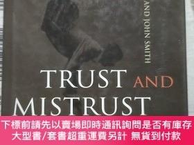 二手書博民逛書店Trust罕見and Mistrust Radical Risk Strategies in Business R