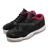 Nike 籃球鞋 Air Jordan 11 Retro Low IE 黑 紅 男鞋 練習鞋 AJ11【ACS】 919712-023