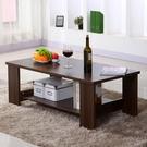 茶幾茶幾簡約現代客廳邊幾家具儲物簡易茶幾雙層木質小茶幾小戶型桌子LX榮耀