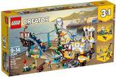 【LEGO樂高】CREATOR 海盜雲霄飛車 #31084