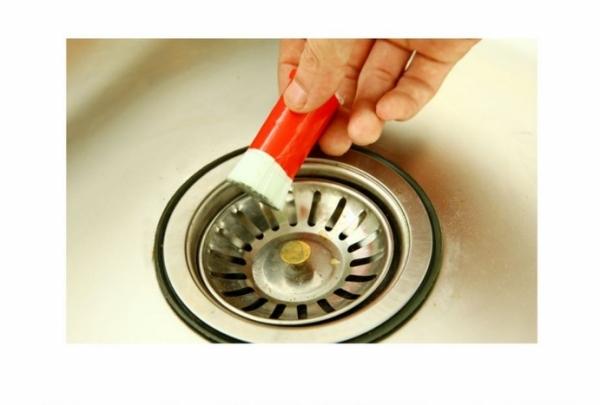 廚房不銹鋼去污刷《NailsMall美甲美睫批發》清潔劑除銹棒/擦鍋除鐵銹/洗鍋底魔力擦鍋刷