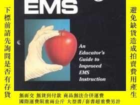 二手書博民逛書店Teaching罕見EMS: An Educator s Guide to Improved EMS Instru