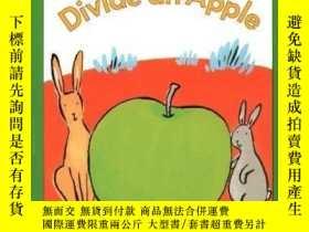 二手書博民逛書店Rabbit罕見And Hare Divide An AppleY364682 Ziefert, Harrie