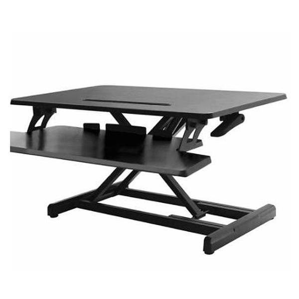 [COSCO代購] C1434689 AIRLIFT STANDING DESK 氣動桌上型升降臺 尺寸77X67X12.5-43公分